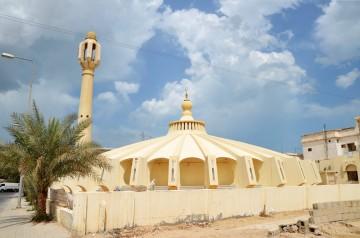 Ahmed Yusuf al Jaber Mosque 01